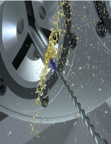 深孔加工工具微小径钻头米克朗刀具