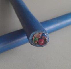 电缆行业龙头企业生产采煤机金属屏蔽监视编制加强型橡套软电缆