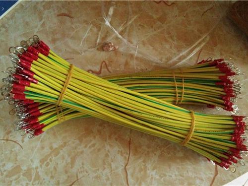 黄绿双色光伏板电线电缆厂家直销信誉第一