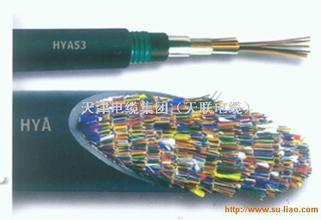 信号电缆 DWZR-PTYA23-8*1.0mm线径