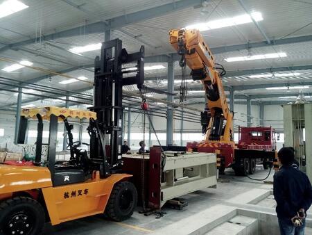 苏州园区设备搬运公司 园区设备装卸搬运