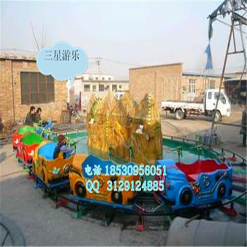 儿童室外大型游乐设备水陆战车儿童玩的游乐设备项目