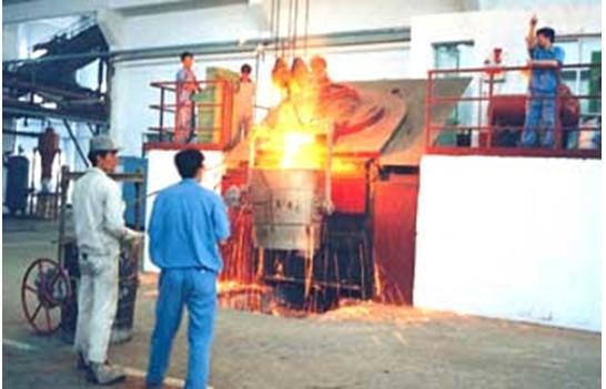 中频炉厂家  中频炉质量