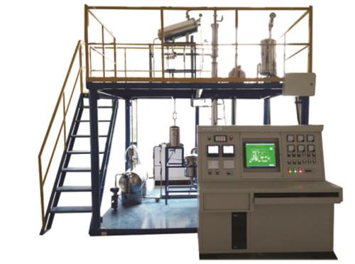 计算机过程控制精馏实训装置