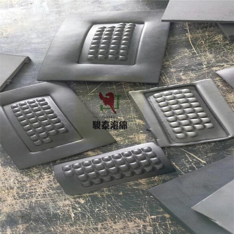 加工热压成型海绵产品,EVA成型产品,EVA压模片