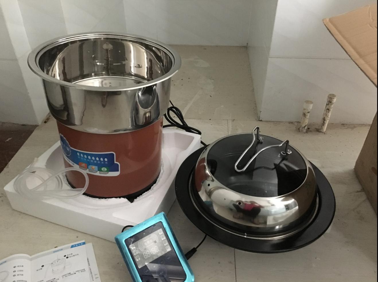 合肥海鲜鱼锅主机