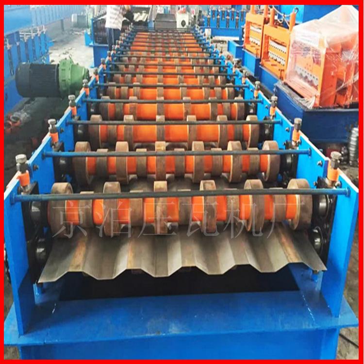 1025型汽车厢板设备 京泊压瓦机