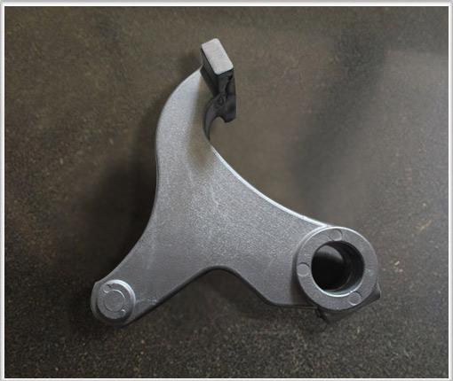 汽车用铝合金连接器铝合金热模锻件