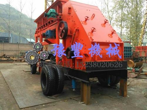 克拉玛依市移动式煤矸石破碎机厂家在什么地方