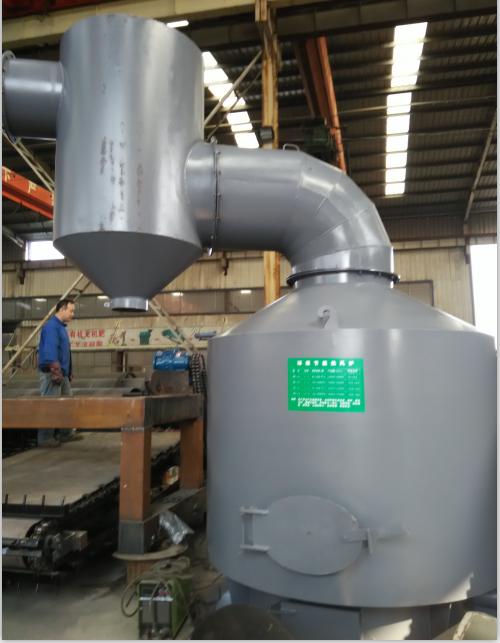 黑龙江稻壳酒渣制作有机肥生产线有机肥造粒机