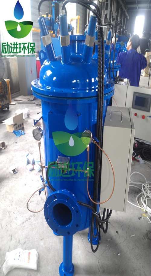 物化全程水处理器选型-循环水全程水处理器
