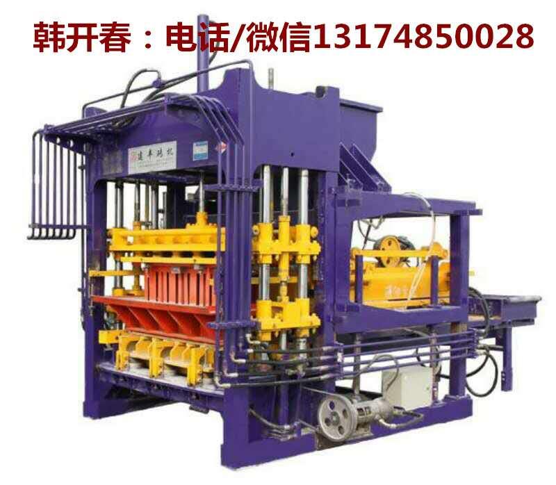 供应长治水泥制砖机 面包砖机 草坪砖机 砖机设备厂家