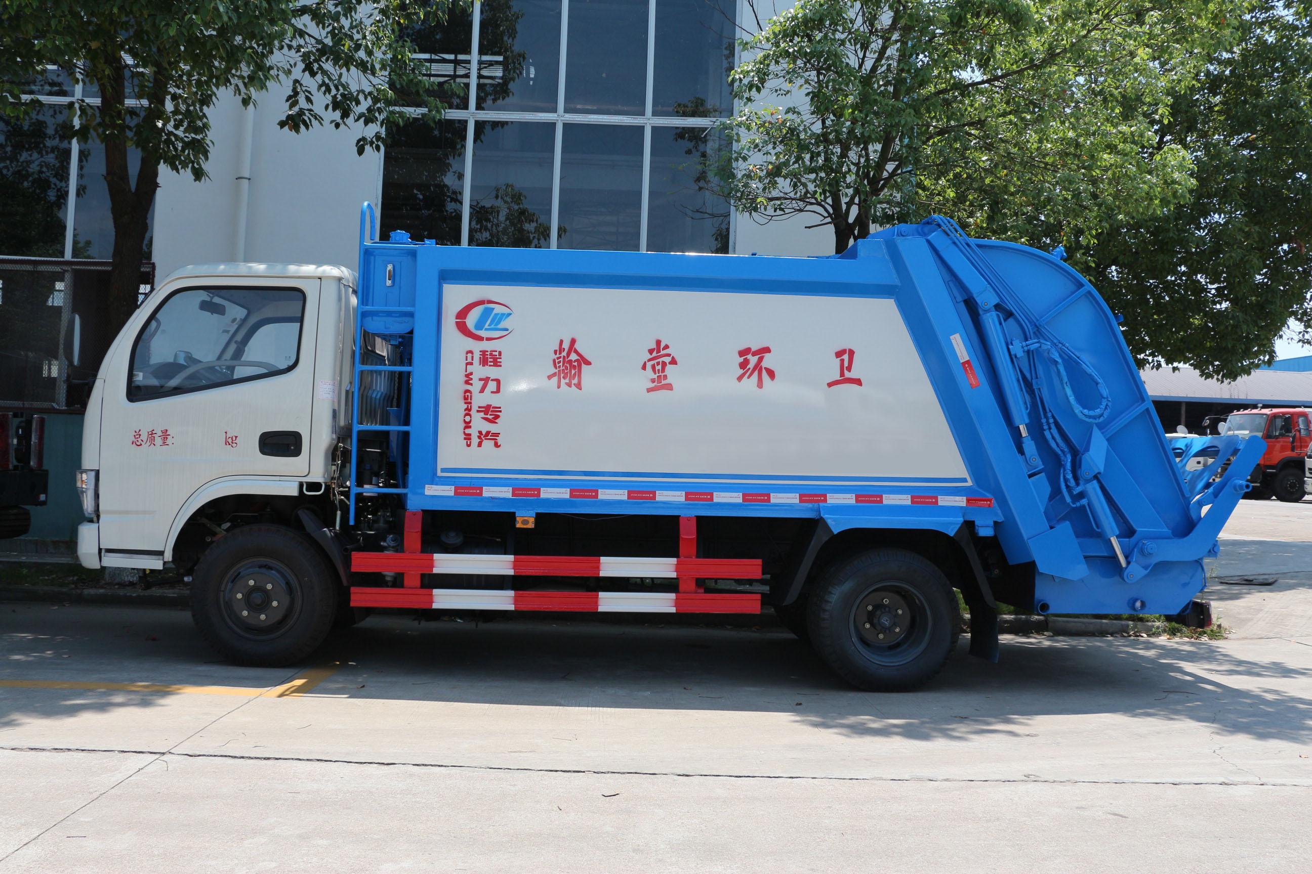 莱芜压缩垃圾车在哪里买当前价格多少钱一辆