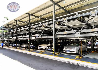 新鄉大量簡易升降立體車庫 立體車庫 機械式停車場 出租租賃出售長期