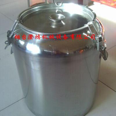 食品级不锈钢桶/304 316l材质/2升5升10l20l50l100l密封桶存料罐
