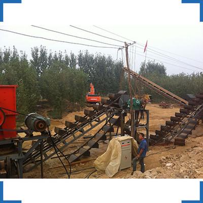 直銷 細碎制砂機 高效細碎制砂機系列 人工砂石生產線 設備配置合理