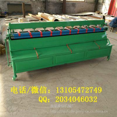 鼎信直銷低價新型家用耐用套被機 大棚保溫被編織機 引被機價格