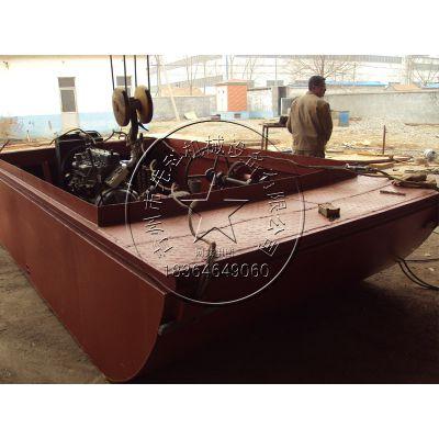 青州先科小型抽沙船割边船价格、图片、技术参数