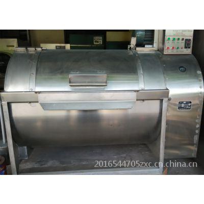 厂家直销全新的半自动洗水机、全自动烘干机、烫平机、折叠机、离心脱水机等