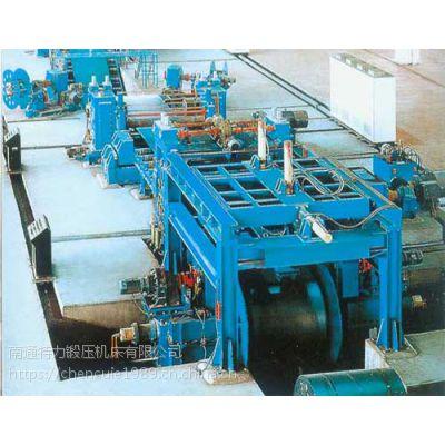 南通特力钢带钢卷开卷校平剪切套组生产线式加工一条龙服务