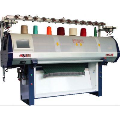 千里马针织机械-单系统电脑横机