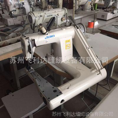 大量供應 二手工業縫紉機 二手埋夾機  曲臂鏈式環縫