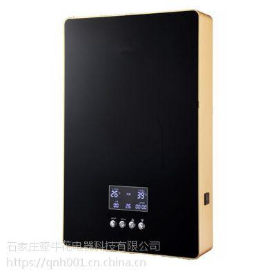 北方农村煤改电工程用壁挂式电磁采暖炉节能环保安全家庭取暖地暖8kw