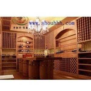 供應上海酒窖設計