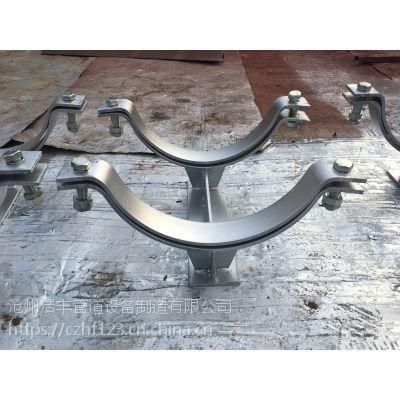贵州贵阳t型管托_q235碳钢t型管托厂家_浩丰
