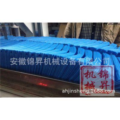 安徽锦昇淋膜无纺布折叠机医疗覆膜中单折叠机无纺布医疗床单设备