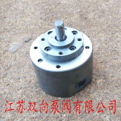圓型擺線齒輪油泵ngwb-4/nb-b6/b10/b16齒輪泵/減速機潤滑泵