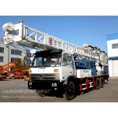 供应滨州钻机400米钻井机bzc400df