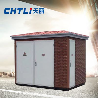天丽直销 ybm-12/0.4箱式变压器箱式变电站_高低压开关柜 配电柜