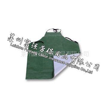 供應防身護具 勞保用品 綠橡塑圍裙 防水 防酸堿