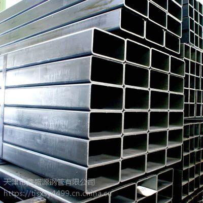 天津廠家q235直銷機械制造用鍍鋅方矩管