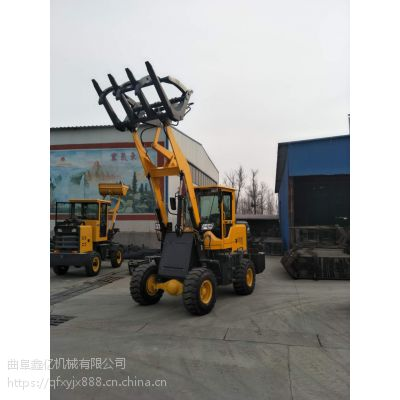 廠家直銷小型輪胎式裝載機 高效率裝載機械 工程機械 鏟車 推土機