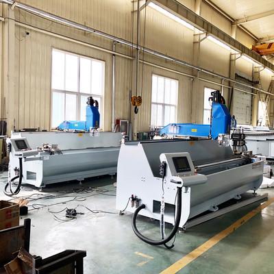 浙江厂家直销skx3+1-cnc-3000铝型材数控钻铣床 铝型材3轴钻铣床 铝型材数控加工中心