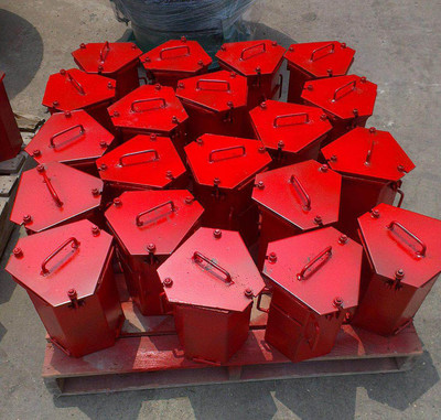 金源4*4—50*50mm 剛玉研磨石三角 圓柱 球形 棕剛玉磨料規格齊全11