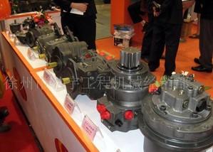 泵車液壓泵