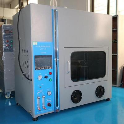 嘉仪供应 jay-65b 水平垂直燃烧试验仪新标准彩色触摸屏广东直销