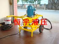 分裂機/巖石劈裂機,電動液壓泵-德州恒宇液壓機具廠(有限公司)