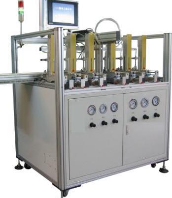 鋰電池氣密性檢測設備