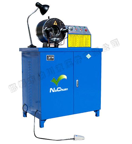 专业生产缩管机,扣压机,压管机厂家