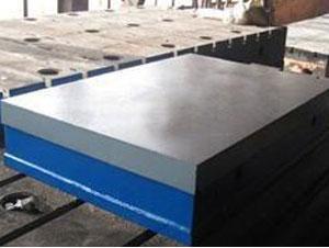 铸铁平台,方箱对研铸铁平台,设备调整垫铁铸铁平台