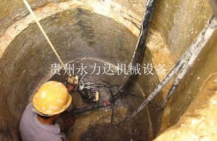 供应贵州井桩岩石快速开挖高科技新型小型设备