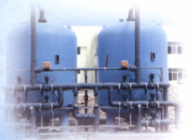 专业生产锅炉软化水处理设备