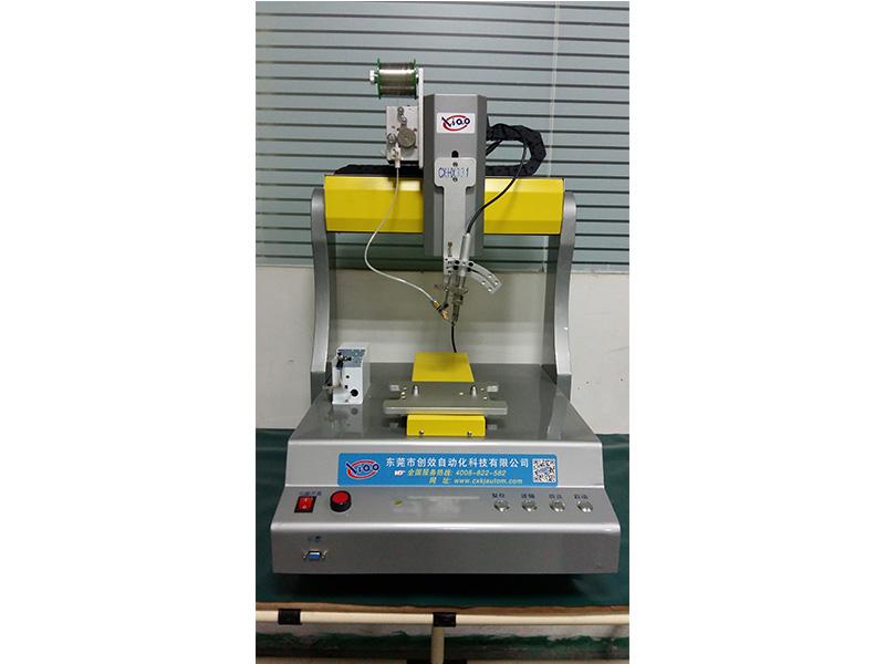 肇庆焊锡机厂家|耐用的非标自动焊锡机【供应】