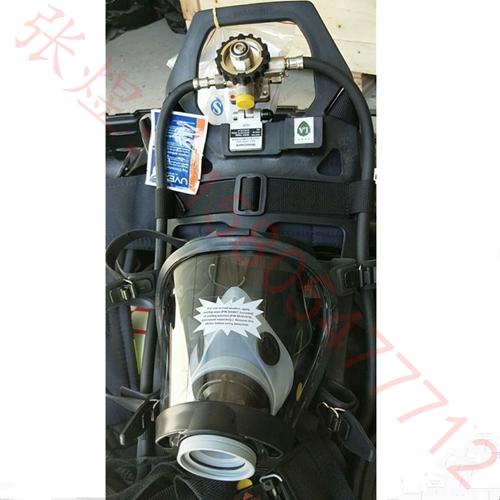 霍尼韋爾t8000應急救援空氣呼吸器pano面罩
