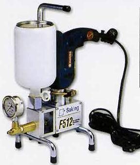高压注浆机