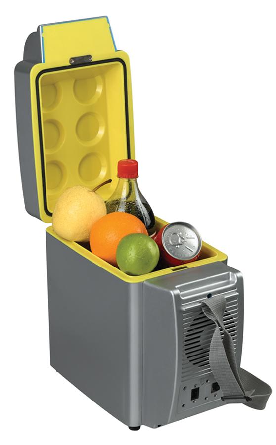 汽车冰箱、车载冰箱、冰箱、7l电子冰箱